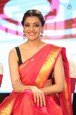 Kajal Aggarwal Photos :02-08-2017