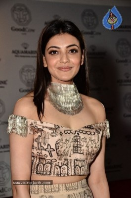 Kajal Aggarwal Photos :10-02-2018