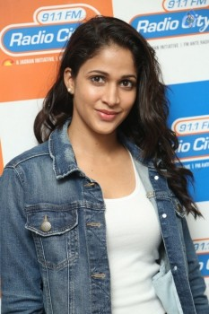 Lavanya Tripathi at Radio City :02-08-2016