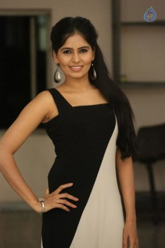 Madhumitha Latest Photos
