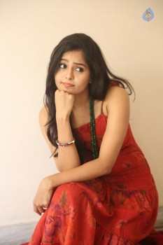 Madhumitha New Photos