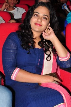 Nithya Menen at Okka Ammayi Thappa Audio Launch :08-05-2016