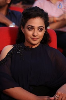Nithya Menon at Janatha Garage Audio Launch :12-08-2016