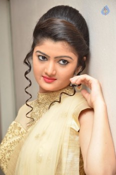 Poojitha New Photos