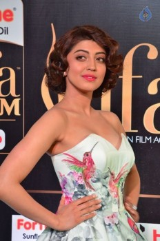 Pranitha at IIFA 2017 :29-03-2017