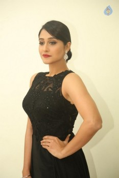 Regina at Shourya Audio Launch
