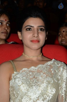 Samantha at 24 Audio Launch :11-04-2016