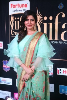 Samantha at IIFA 2017 :30-03-2017