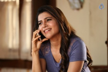 Samantha in A Aa Movie :31-05-2016