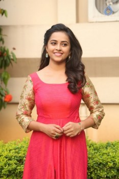Sri Divya Latest Gallery :25-10-2016