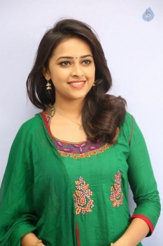 Sri Divya Latest Gallery