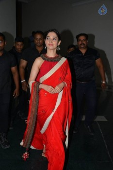 Tamannaah at Oopiri Thanks Meet :13-04-2016
