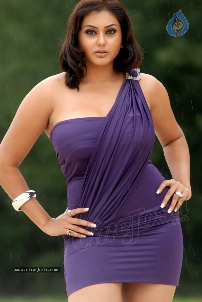 Namitha Hot Stills - Click for next photo
