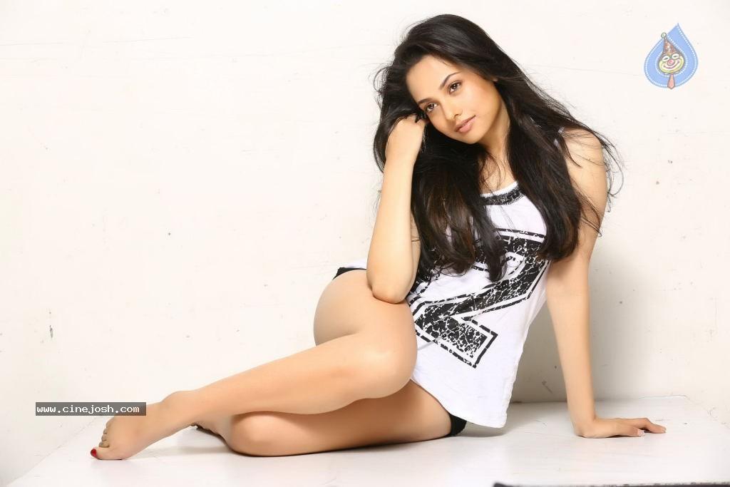 Actress Natalie Hot Photo Shoot - AtozCineGallery