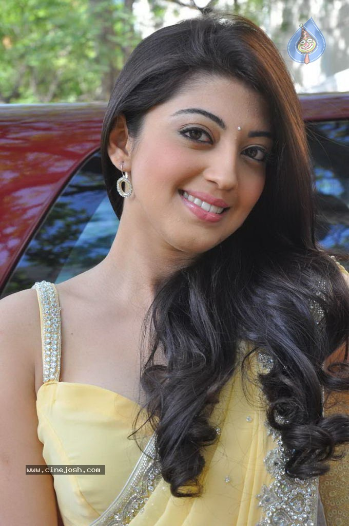 Praneetha lovely pix in saree - Page 2