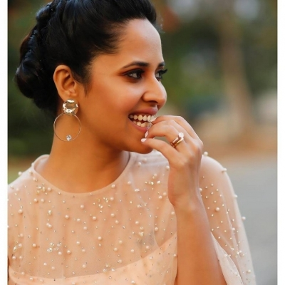 Anasuya New Photos - 1 of 5
