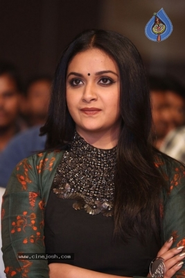 Keerthy Suresh Photos at Gang Pre Release Event  - 2 of 21