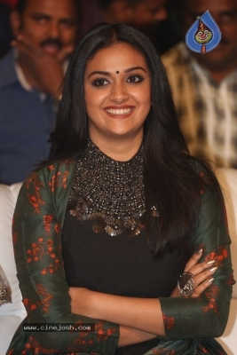 Keerthy Suresh Photos at Gang Pre Release Event  - 3 of 21