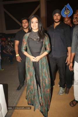 Keerthy Suresh Photos at Gang Pre Release Event  - 6 of 21