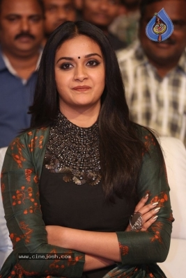 Keerthy Suresh Photos at Gang Pre Release Event  - 8 of 21