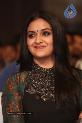 Keerthy Suresh Photos at Gang Pre Release Event  - 9 of 21