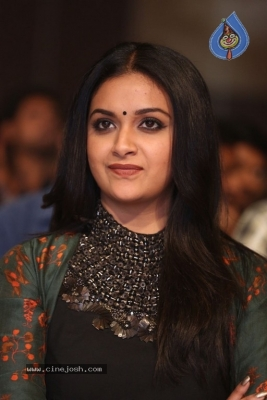 Keerthy Suresh Photos at Gang Pre Release Event  - 10 of 21