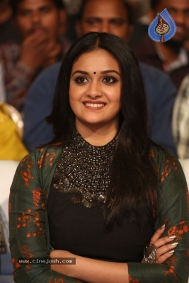 Keerthy Suresh Photos at Gang Pre Release Event  - 17 of 21