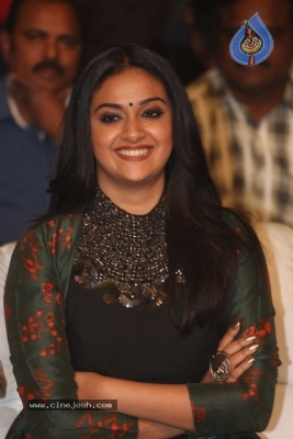 Keerthy Suresh Photos at Gang Pre Release Event  - 21 of 21