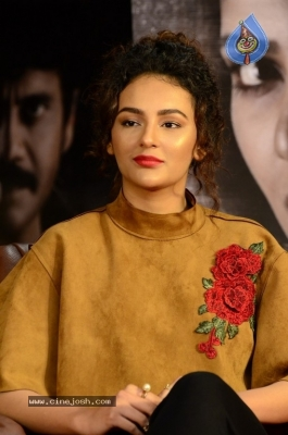 Seerat Kapoor at Raju Gari Gadhi 2 Press Meet - 5 of 30