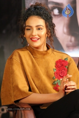Seerat Kapoor at Raju Gari Gadhi 2 Press Meet - 6 of 30