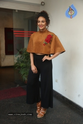 Seerat Kapoor at Raju Gari Gadhi 2 Press Meet - 10 of 30