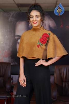 Seerat Kapoor at Raju Gari Gadhi 2 Press Meet - 15 of 30