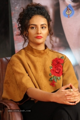 Seerat Kapoor at Raju Gari Gadhi 2 Press Meet - 16 of 30