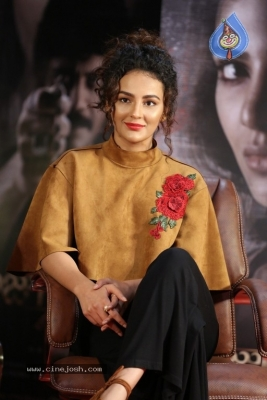 Seerat Kapoor at Raju Gari Gadhi 2 Press Meet - 17 of 30