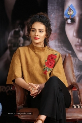 Seerat Kapoor at Raju Gari Gadhi 2 Press Meet - 20 of 30
