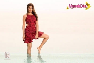 Shriya Saran For My South Diva Calendar 2018 Photoshoot - 6 of 6
