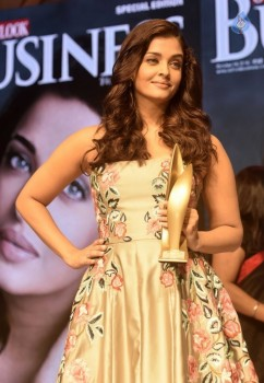 Aish at 7th Outlook Business Outstanding Women Awards