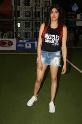 Adah Sharma and Tiger Shroff Launches Super Soccer Tournament