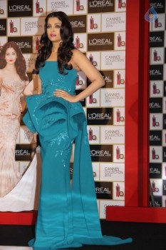 Aishwarya Rai Launches Cannes 2016 Collection