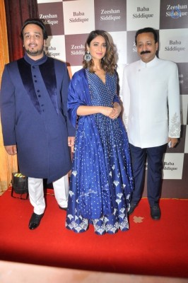 Bollywood Celebrities At Baba Siddique Iftar Party