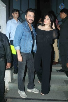 Bollywood Celebrities at Rohini Birthday Party