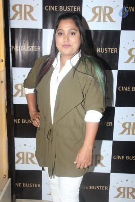Bollywood Celebrities Launches Cine Buster Magazine