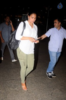 Bollywood Celebrities Spotted at Airport
