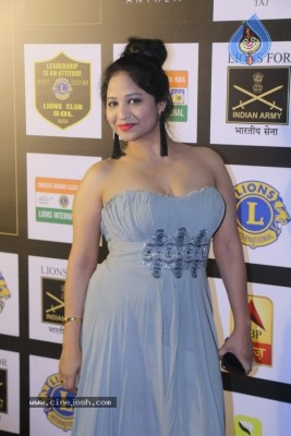 Bollywood Celebs At 24th SOL Lions Gold Awards
