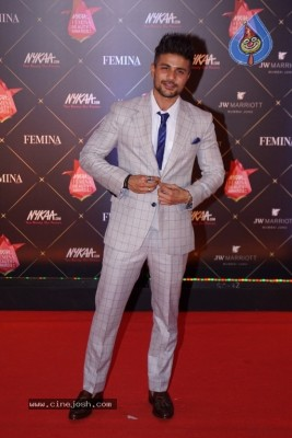 Bollywood Celebs At Femina Beauty Awards 2018