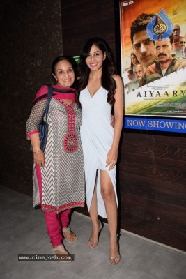 Bollywood Celebs At Special Screening Of Aiyaary