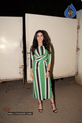 Bollywood Celebs At The Screening Of The Taste Case