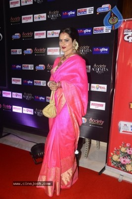 Bollywood Celebs Attend Society Achievers Awards 2018