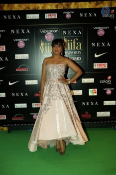 Celebrities at 17th Nexa IIFA Awards