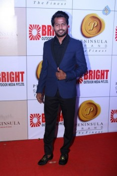 Celebrities at 3rd Bright Award Event